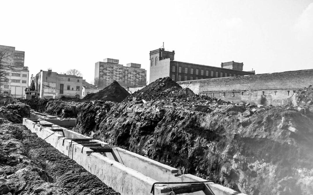 Ruszyła budowa Perły Piotrkowskiej.